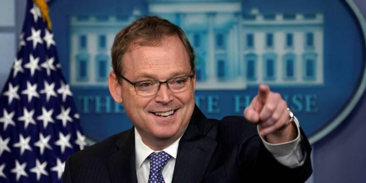 Le poste de Powell à la présidence de la Fed n'est pas menacé, dit Hassett