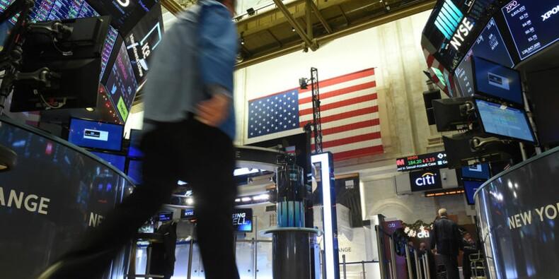 Wall Street rebondit après quatre séances de baisse