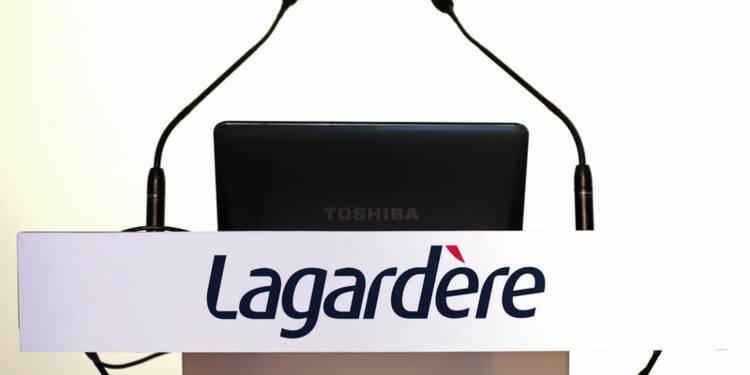 Amber Capital poursuit ses achats de titres Lagardère