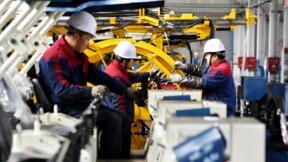 Les profits industriels reculent pour la première fois en trois ans