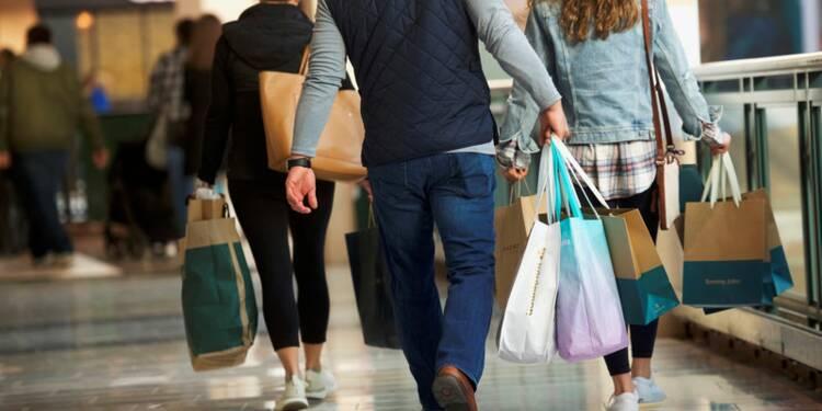 USA: Dégradation plus forte que prévu de la confiance du consommateur