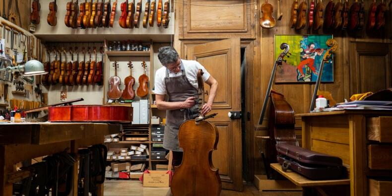 Mirecourt : découvrez le quotidien des meilleurs luthiers de France