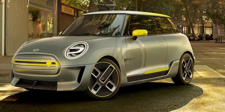 Mini : une première voiture 100% électrique de série en 2019