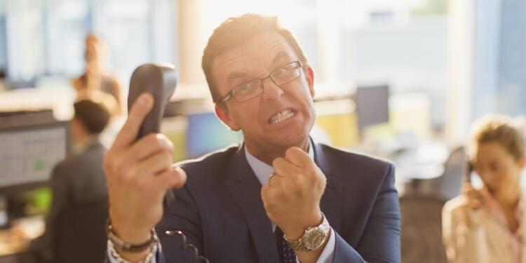 Mon chef est de mauvaise foi, comment réagir ?