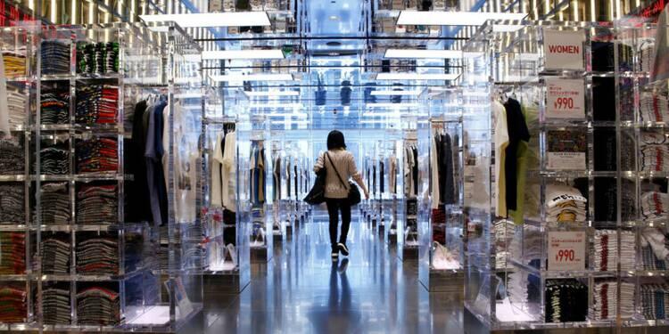 Hausse des ventes au détail au Japon en novembre