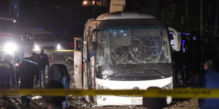 """Egypte: """"40 terroristes"""" tués après une attaque contre des touristes"""