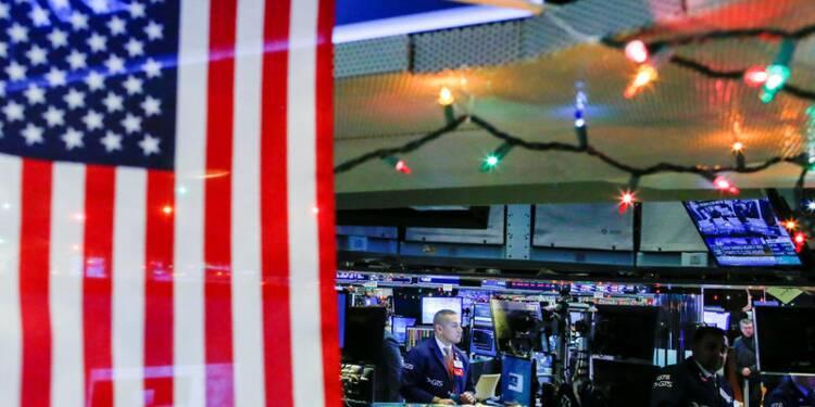 Wall Street ouvre en hausse et poursuit son rally