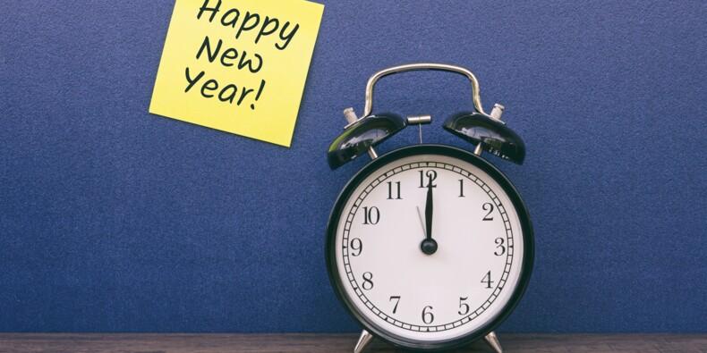 Comment être sûr qu'il est vraiment minuit le 1er janvier ?