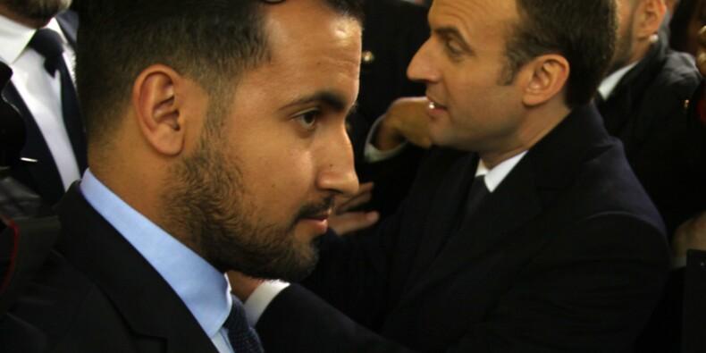 """Alexandre Benalla : """"L'Elysée me fait passer pour un escroc"""""""