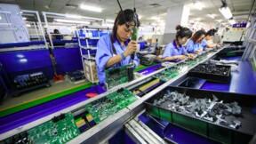 Chine: Première contraction en deux ans du secteur manufacturier