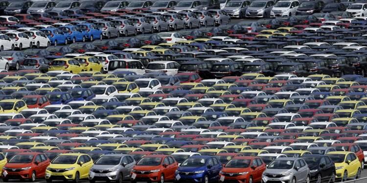 France: 4e année de hausse pour le marché auto, baisse de 14,47% en décembre