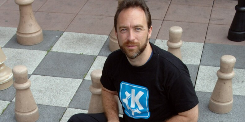 Avec Wikipédia, Jimmy Wales a réinventé l'encyclopédie