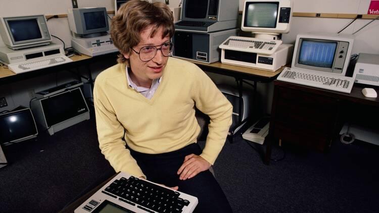 Bill Gates : le génie informatique s'est reconverti en riche philanthrope