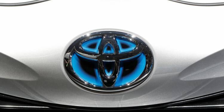 Toyota devance Ford aux USA en décembre, Fiat Chrysler brille