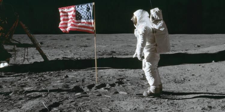 Cette informaticienne a envoyé l'Homme sur la Lune