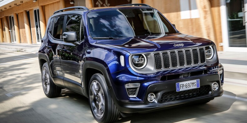 Wrangler, Cherokee et Renegade : 2019, l'année faste pour Jeep