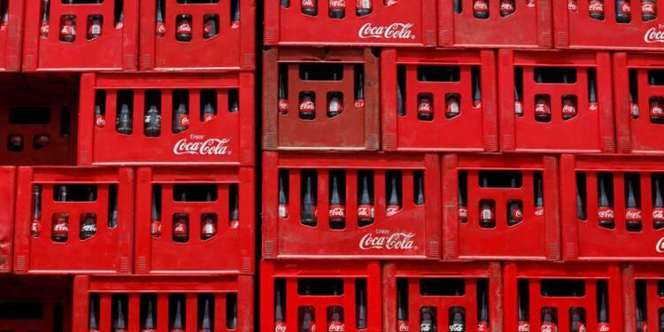 Feu vert de l'UE au rachat des cafés Costa par Coca-Cola