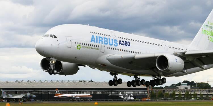 Airbus : coup dur pour l'A380, dont l'avenir est compromis
