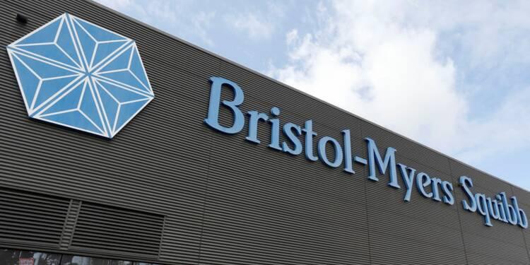 Celgene et Bristol ont fixé à 2,2 milliards de dollars les frais de résiliation