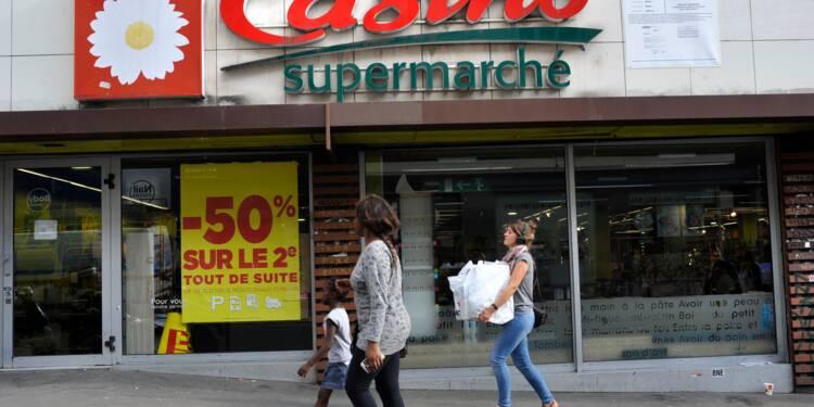Les prix à la caisse d'un supermarché explosent — Tromperie