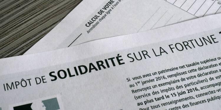 Une grande majorité de Français veut rétablir l'ISF