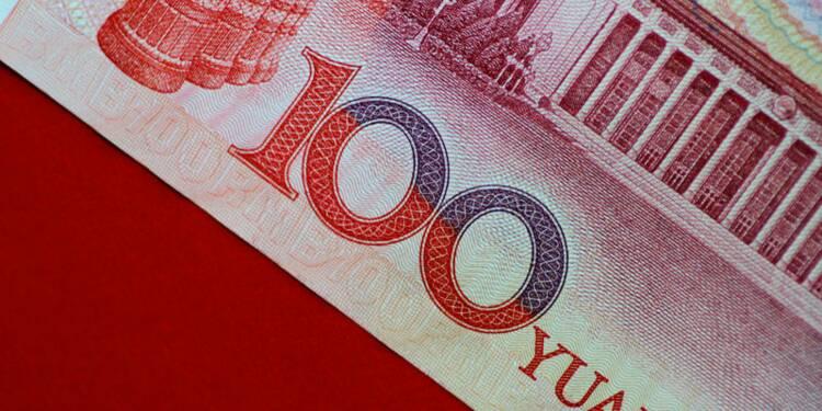 Chine: Economie et commerce ont pesé sur les réserves de change