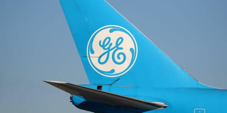 La filiale Gecas de GE intéresserait Apollo, le titre monte