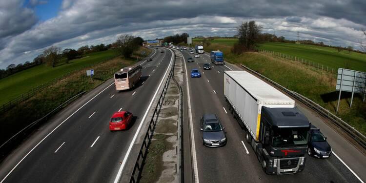 Chute du marché automobile britannique en 2018 avant le Brexit