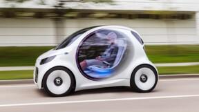 Smart va arrêter les voitures thermiques en Europe