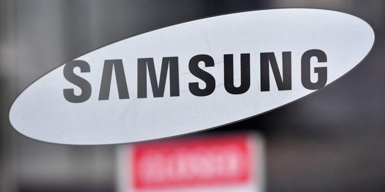 Samsung va-t-il déplier l'écran de ses smartphones ?