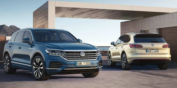 touareg t cross volkswagen place 2019 sous le signe des suv. Black Bedroom Furniture Sets. Home Design Ideas