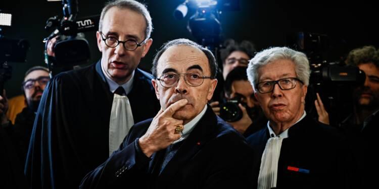 France: le cardinal Barbarin à l'heure du jugement
