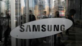 Samsung s'attend à un bénéfice en baisse, faible demande de puces