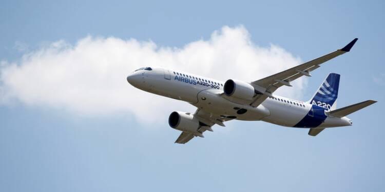 Delta commande 15 A220 supplémentaires à Airbus