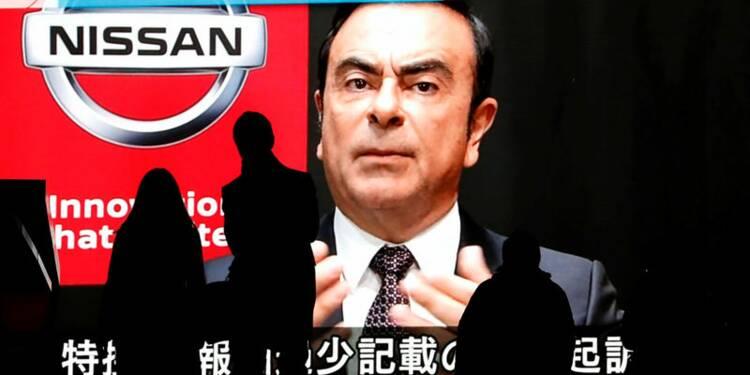Ghosn n'est plus résident fiscal français depuis 2012