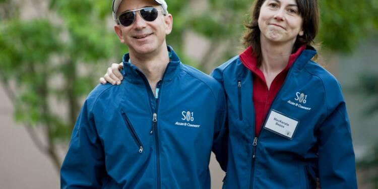 Jeff Bezos divorce : la rupture la plus chère de l'histoire ?