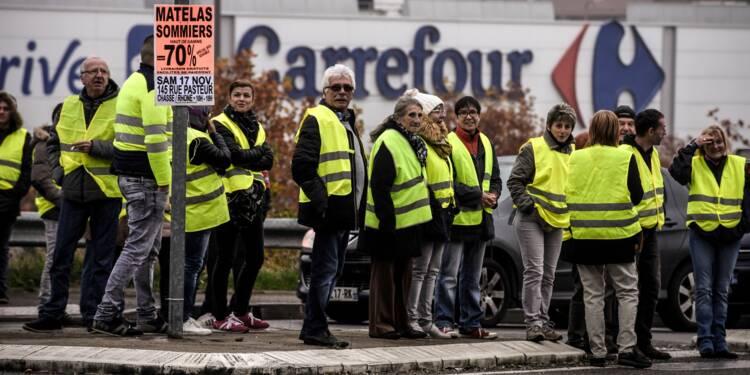Carrefour, des ventes plombées par les Gilets jaunes : le conseil Bourse du jour
