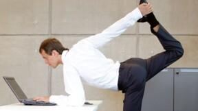 Musclez-vous les jambes au bureau !