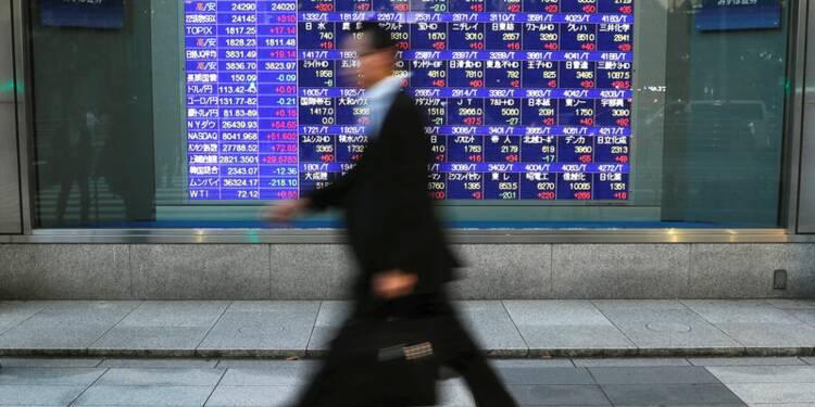 Tokyo finit en hausse de plus de 1%
