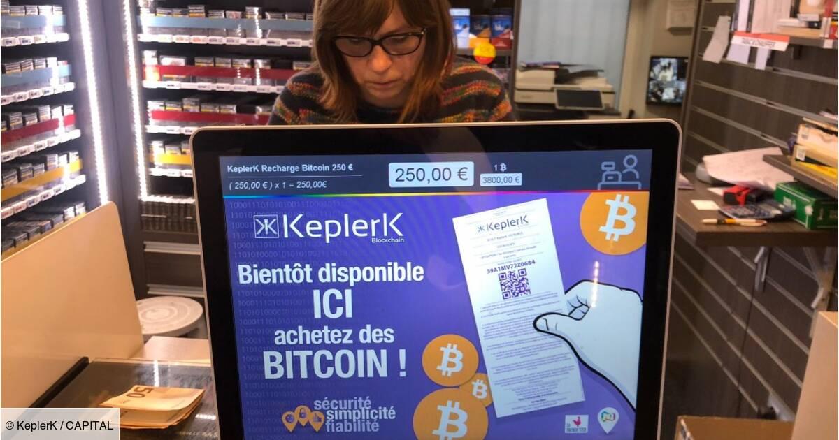 Voici La Liste Des Premiers Bureaux De Tabac Vendant Des Bitcoins Capital Fr