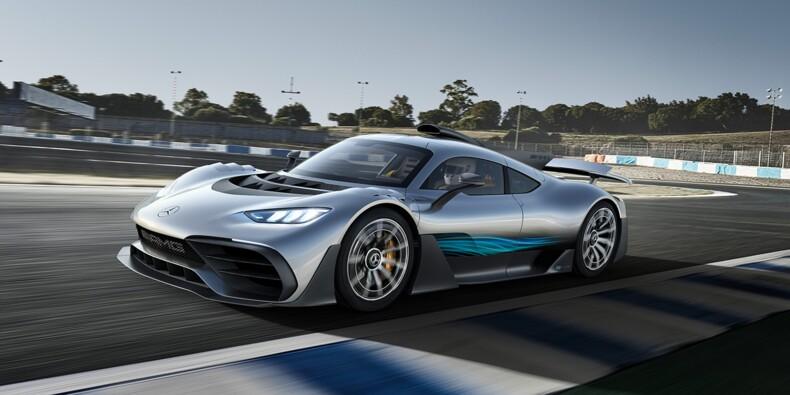 Mercedes veut commercialiser 130 modèles électriques d'ici 2025