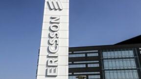 Ericsson provisionne une charge de 595 millions d'euros liée aux services