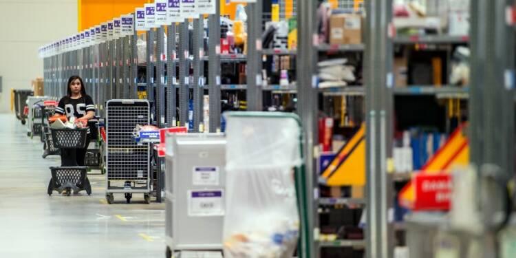 Gilets Jaunes Un Salarie D Amazon Licencie Pour Appel Au Blocage