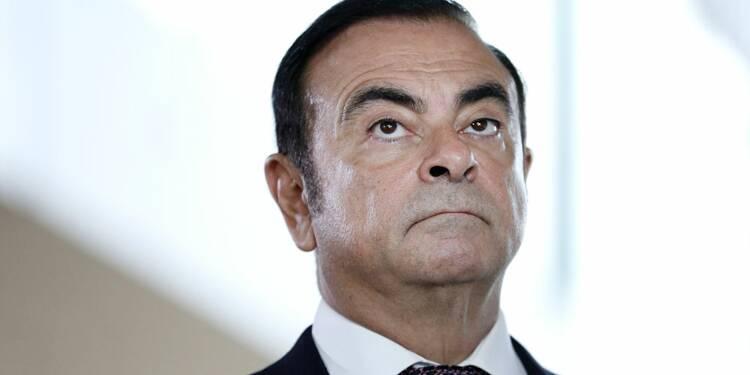 Carlos Ghosn souffrirait d'une forte fièvre : l'interrogatoire suspendu