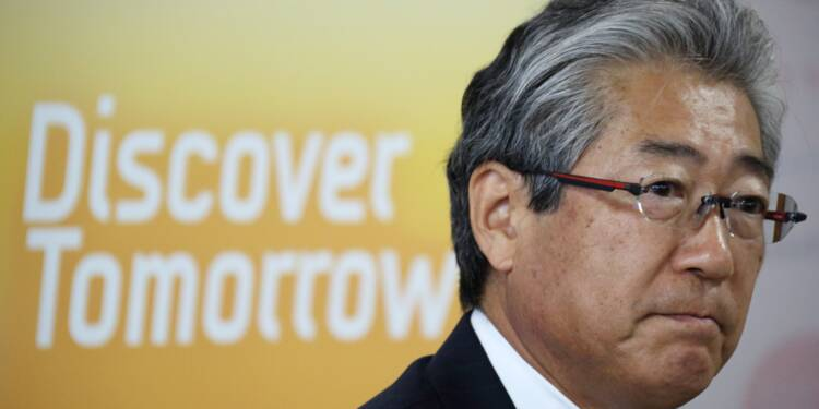 Renaud Van Ruymbeke met le patron des JO de Tokyo en examen pour corruption