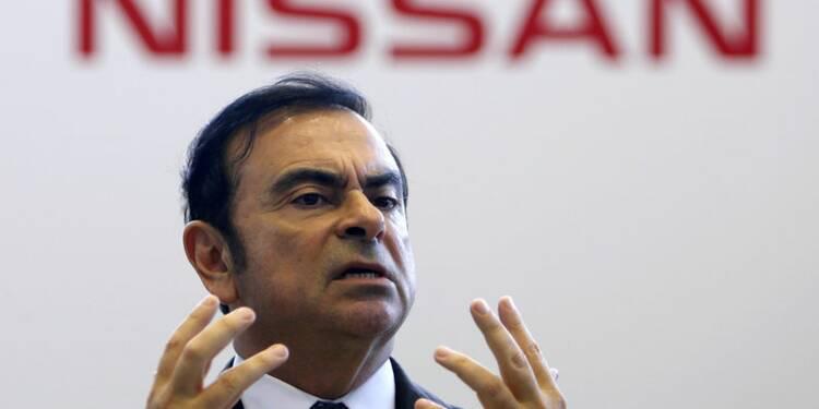 Nissan résilie le bail de l'appartement de Carlos Ghosn à Tokyo