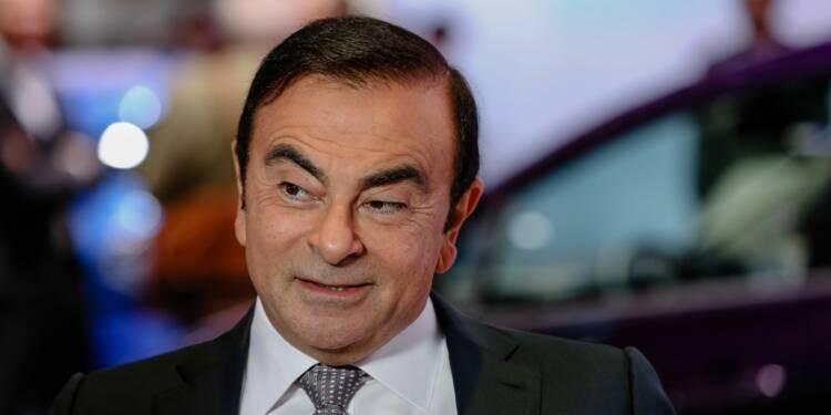 Affaire Carlos Ghosn : une fidèle du PDG de Renault aurait reçu un gros salaire à l'insu du conseil