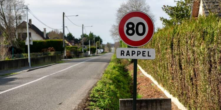 Limitation à 80 km/h : des élus veulent relancer le débat