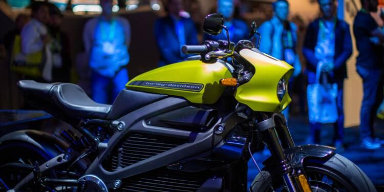 On connaît le prix de la nouvelle Harley-Davidson électrique