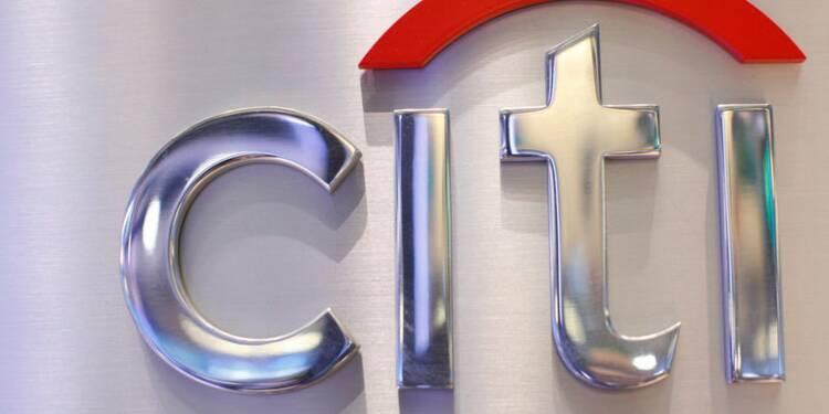 Citigroup subit une baisse inattendue de ses revenus au quatrième trimestre